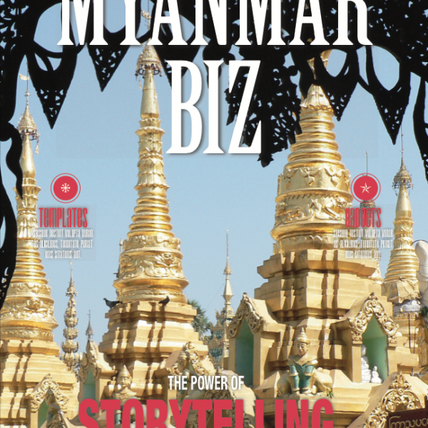 MyanmarBiz Magazine Sample